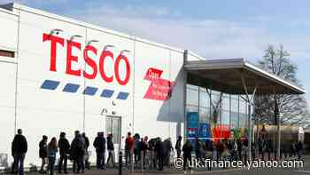 Tesco defends £900m investor payout despite Government tax break