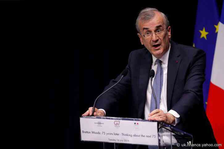 ECB's Villeroy: Only a big downside risk to inflation could trigger radical policy rethink