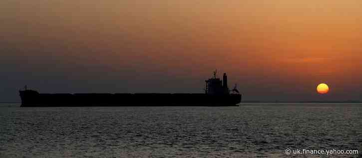 Oil tanker freight rates fall ahead of OPEC+ meeting