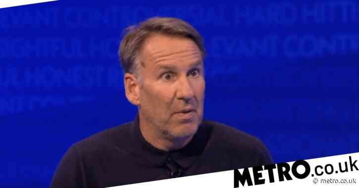 Arsenal legend Paul Merson names eight Liverpool players in his Premier League team of the season