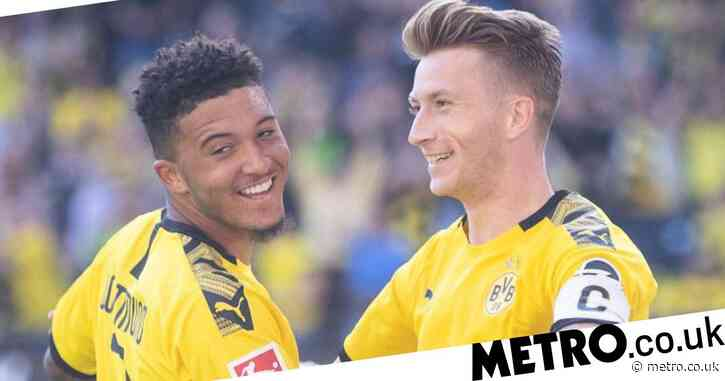Borussia Dortmund captain Marco Reus warns Jadon Sancho off Manchester United transfer
