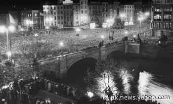 The day Ireland became a republic - archive, April 1949