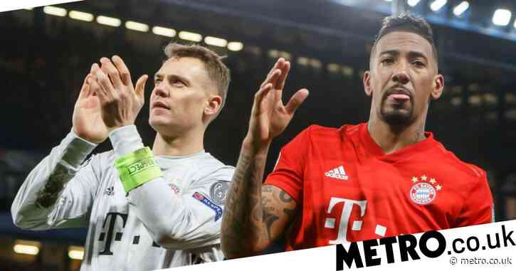 Bayern Munich boss Hansi Flick sends contract message to Chelsea targets Jerome Boateng and Manuel Neuer