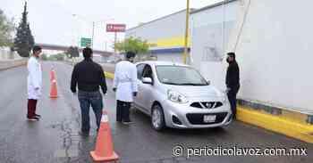 Vigilan entradas y salidas de Nueva Rosita - Periódico La Voz