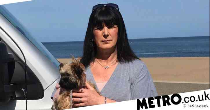 Dog walker said she felt like a criminal after driving to beach for a walk