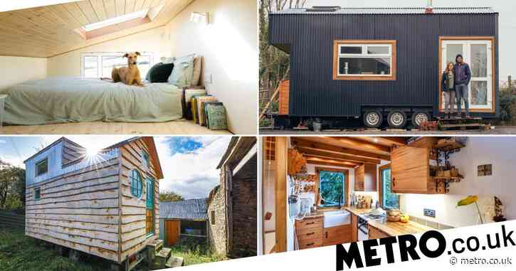 How people who live in tiny houses are coping during quarantine