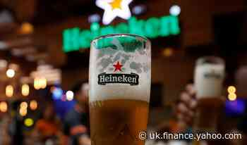 Heineken sees coronavirus hitting beer sales, scraps outlook