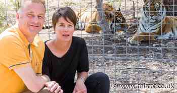 Chris Packham's SOS for ex-circus tiger sanctuary closed by coronavirus