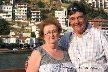 Cole Harbour couple stuck aboard cruise ship hopeful they may be allowed off soon - Cape Breton Post