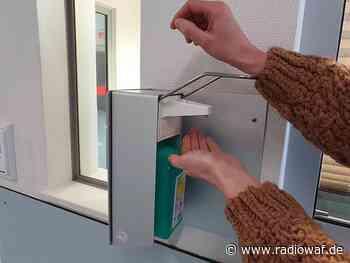 Rottendorf Pharma aus Ennigerloh liefert Desinfektionsmittel - Radio WAF