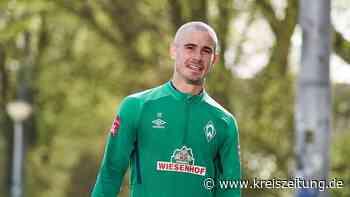 Werder Bremen: Glatze! So sieht Fin Bartels nun ohne Haare aus! | News - kreiszeitung.de