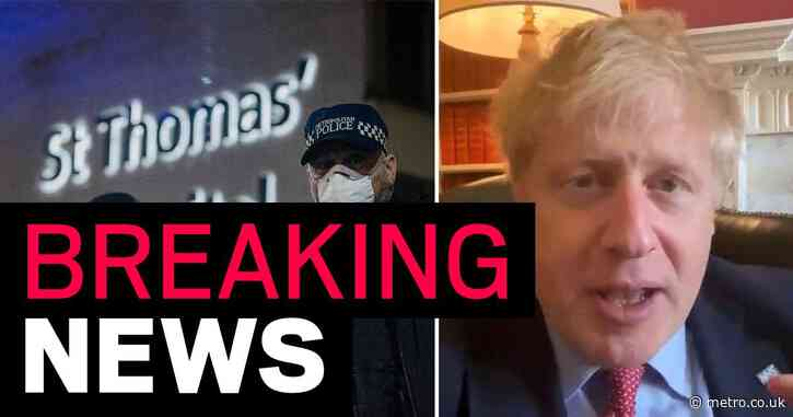 Boris Johnson responding to treatment and is stable