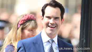 Jimmy Carr: Coronavirus has made me realise how useless my skill set is