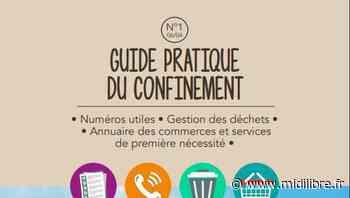 Jacou : un guide pratique municipal pour vivre au mieux le confinement - Midi Libre