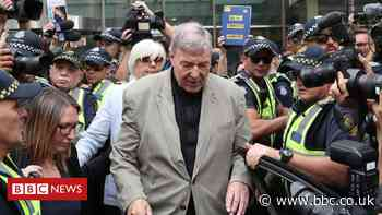 George Pell: Man who accused cardinal says 'case doesn't define me'