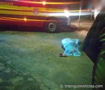 Homicídio: Homem é executado a tiros em Patos de Minas - Triângulo Notícias - TN