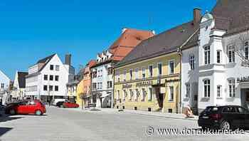 Schrobenhausen: Zu wenig Ausweichmöglichkeit? - Der Wochenmarkt wird möglicherweise in die nördliche Lenbachstraße verlegt - donaukurier.de