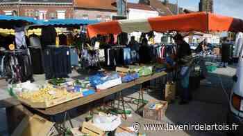 Vitry-en-Artois : faute de marché, les fruits et légumes de Béatrice en porte-à-porte - L'Avenir de l'Artois
