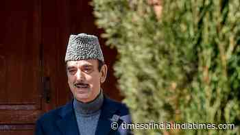 Congress leader Ghulam Nabi Azad backs PM Narendra Modi govt and calls the COVID-19 action 'timely'