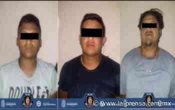 Detienen a 4 con armas en Huitzuco, Guerrero - La Prensa
