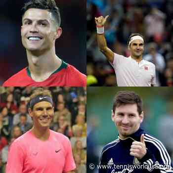 Feliciano Lopez compares Messi and Ronaldo to Roger Federer and Rafael Nadal - Tennis World USA