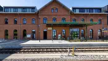 Wohnung statt Wartesaal: Bahnhofsgebäude wechseln Besitzer - Süddeutsche Zeitung