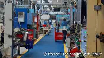 À Saint-Cyr-sur-Loire, SKF produit des roulements à billes pour des respirateurs artificiels - France 3 Régions