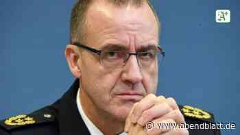 Krankheiten: Landespolizeidirektor: Kontrollen mit Augenmaß