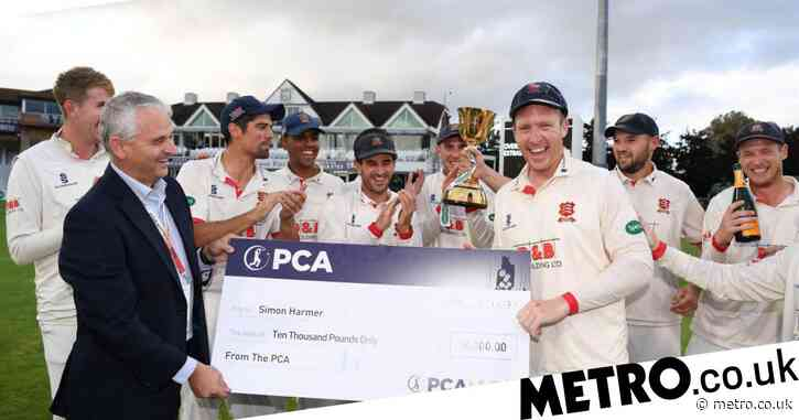Coronavirus: County cricketers agree 'support package' and pay cuts to help first-class game