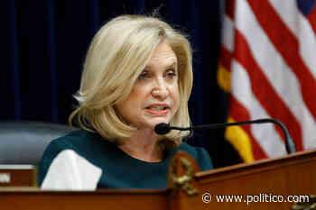 Democrats propose bill to undo Trump move to sideline coronavirus oversight leader - POLITICO