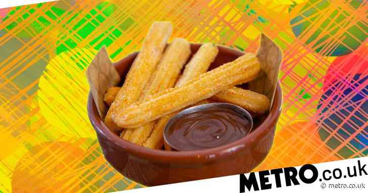 Disney World reveals recipe for famous theme-park churros