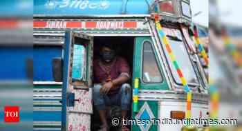 Spike in Covid-19 cases in Mewat creates fear of truck drivers shortage