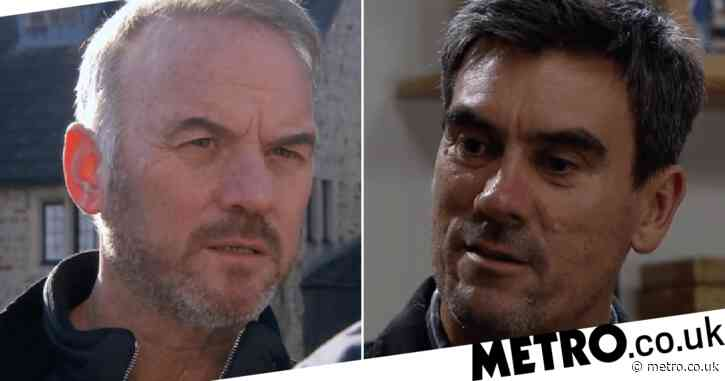 Emmerdale spoilers: Cain Dingle double-crosses DI Malone as he sets him up in shock twist?