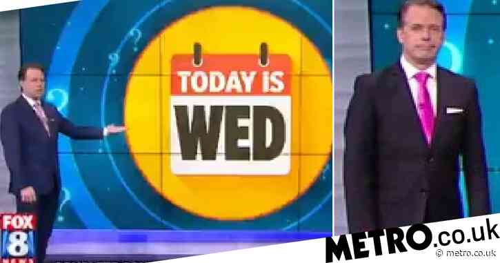 TV news launches 'What day is it?' segment for viewers left confused by coronavirus lockdown