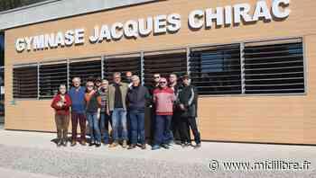 Vendargues : le gymnase Jacques-Chirac s'est refait une beauté - Midi Libre