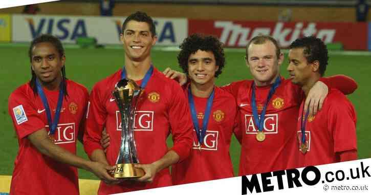 Rafael da Silva names his dream Manchester United six-a-side team