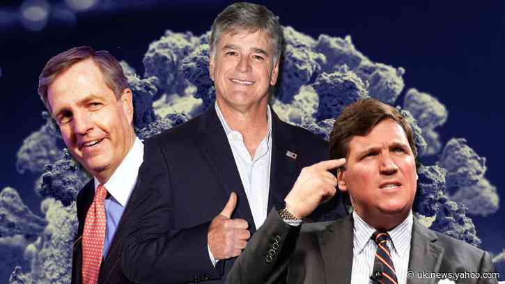 Trump's Fox News Cabinet Tells Him the Coronavirus Crisis Is Over