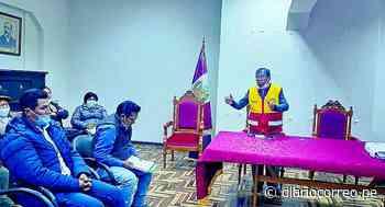 Ayaviri: trabajadores municipales se beneficiaron con bono 380 soles - Diario Correo
