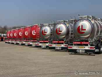 Tien nieuwe Van Hool tankopleggers voor Limpens - TTM.nl