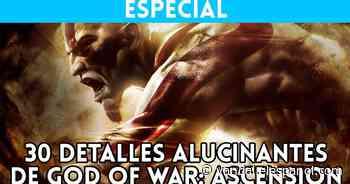 God of War: Ascension: Estos son los 30 detalles alucinantes de la aventura de Kratos - Vandal