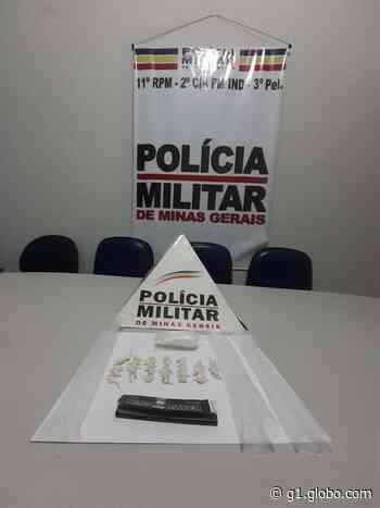 Após denúncias, três jovens são detidos com drogas em Rio Pardo de Minas - G1