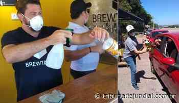 Cervejarias artesanais trocam chope por 1 quilo de alimento em Vinhedo - Tribuna de Jundiaí
