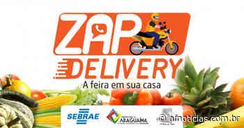 Araguaina cria serviço 'Zapdelivery' para entrega de produtos da feira livres; veja como pedir - AF Notícias
