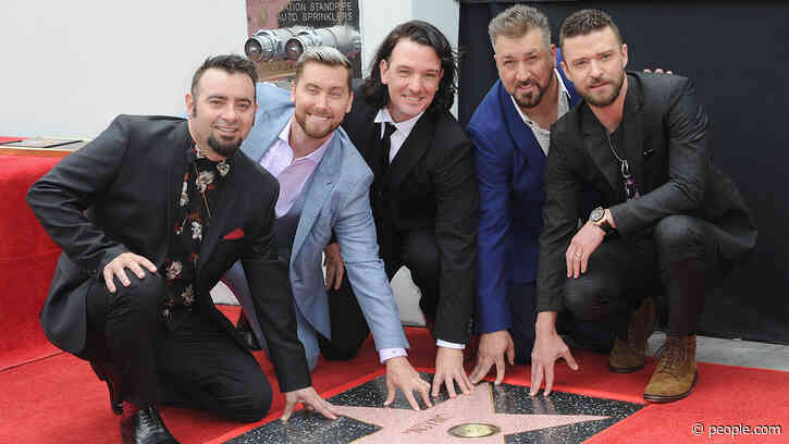 Lance Bass Confirms *NSYNC — Justin Timberlake Included — Have Weekly Happy Hours on Zoom