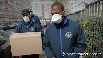 VIDEO. Coronavirus : à Bondy, une association aide les plus défavorisés en période de confinement - Franceinfo