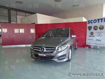 Vendo Mercedes-Benz Classe B 180 d Executive usata a Sinalunga, Siena (codice 7259370) - Automoto.it