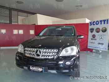 Vendo Mercedes-Benz Classe ML 280 CDI Offroad Pro usata a Sinalunga, Siena (codice 7344068) - Automoto.it