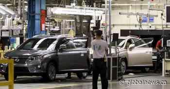 Toyota extends North American shutdown into May due to coronavirus pandemic