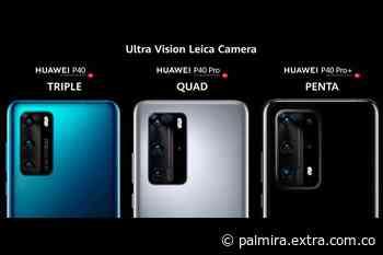 La serie Huawei P40 inaugura una nueva era de fotografía visionaria - Extra Palmira