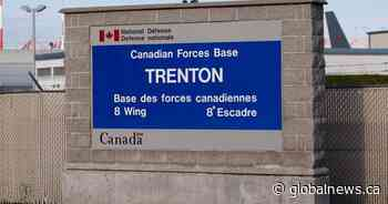 First Canadian troops return from Ukraine, in quarantine at Ontario base